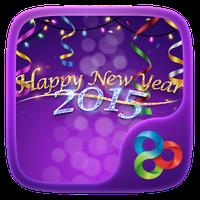 Happy New Year Launcher Theme