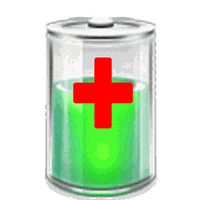 Battery Defender - Bateria